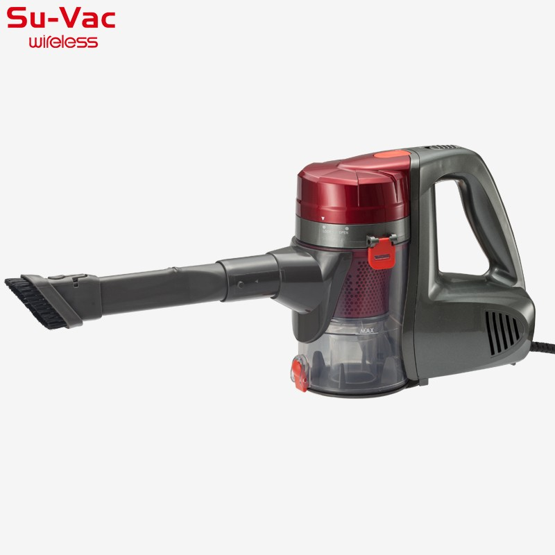 SUVAC DV-887AC CORDED CYCLONE VACUUM CLEANER