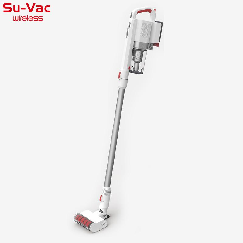 SUVAC DV-8830DCW CORDLESS CYCLONE VACUUM CLEANER