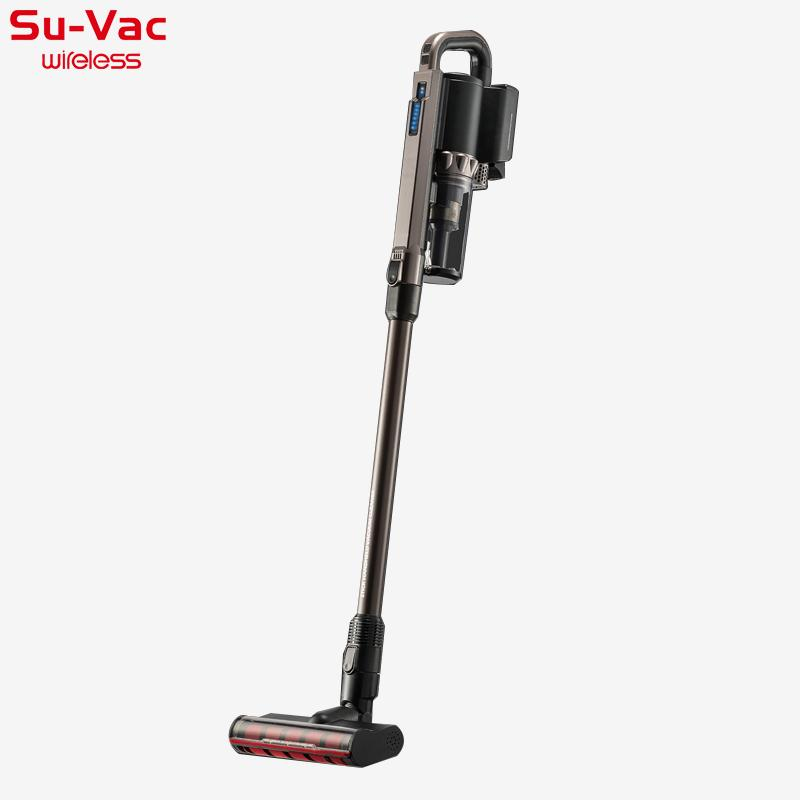 SUVAC DV-8850DCW CORDLESS CYCLONE VACUUM CLEANER