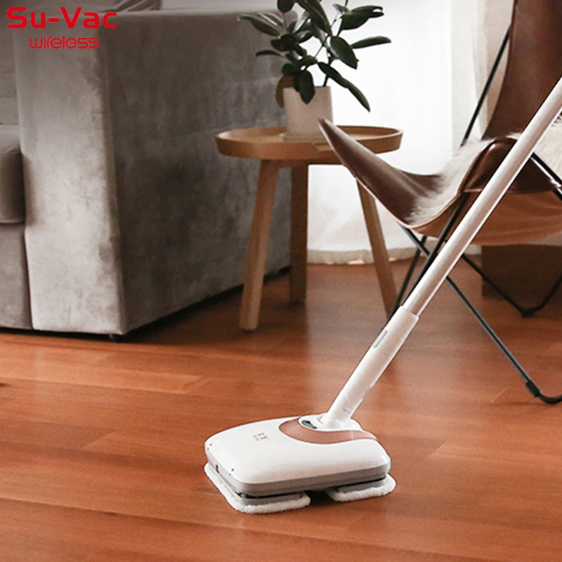 SUVAC DV-8901 Cordless Electric Reciprocating-motion Mop Cleaner